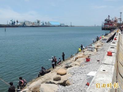 除民怨! 行政院:全台劃定50個商漁港開放海釣