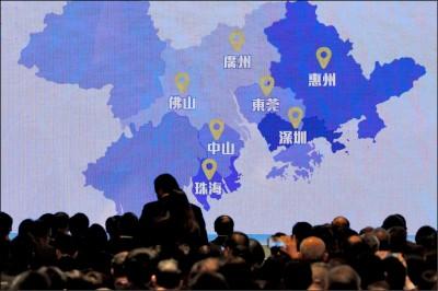大灣區衝擊港人 對「一國兩制」信心崩跌