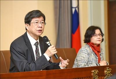 違法兼職遭彈劾 /管下台與否 監委:看他良心