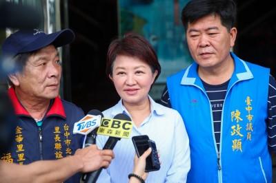 韓國瑜稱民進黨癒合力像妖怪 盧秀燕:國民黨有羅漢降怪
