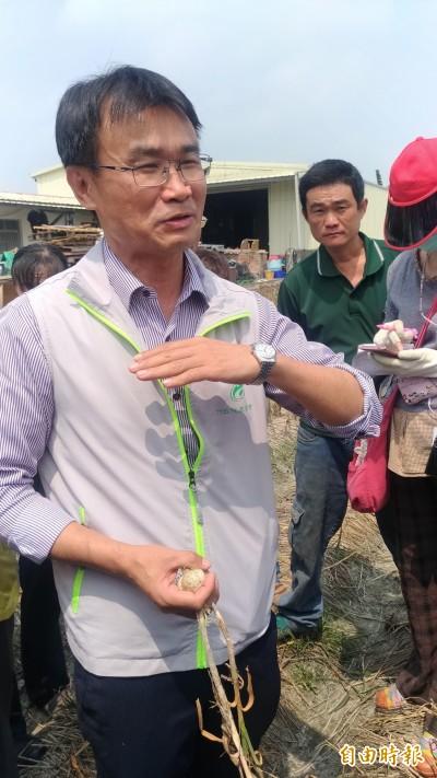 韓國瑜出訪 陳吉仲:盼帶回的是市場貿易下正常往來訂單