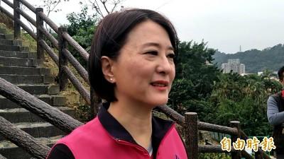 王鴻薇稱藍基層擁韓 洪秀柱:韓國瑜參加初選必贏