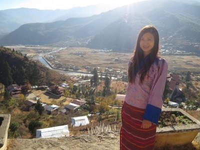 被韓國瑜笑「傻傻」 她分享不丹遊歷:知足惜福並不是傻