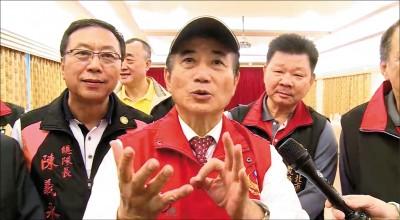 國民黨初選 王金平:我認為自己最強