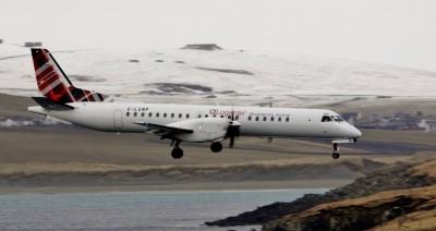 全球最短航班!兩地僅距離3.2公里 起飛1分鐘即可降落