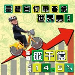 你買了嗎? 台自行車平均單價2.1萬創新高