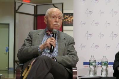 籲「台灣駐美機構」正名 孔傑榮:兩國交流限制應鬆綁
