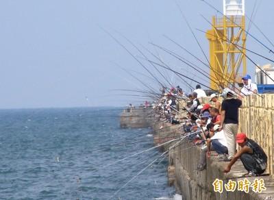 因應開放海釣 張景森:已請農委會協助地方做好漁港管理