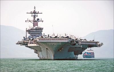 美籲北約對抗中俄 正視華為威脅