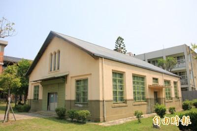 「讓孩子在古蹟裡上課」 竹南百年學校禮堂爭取修復
