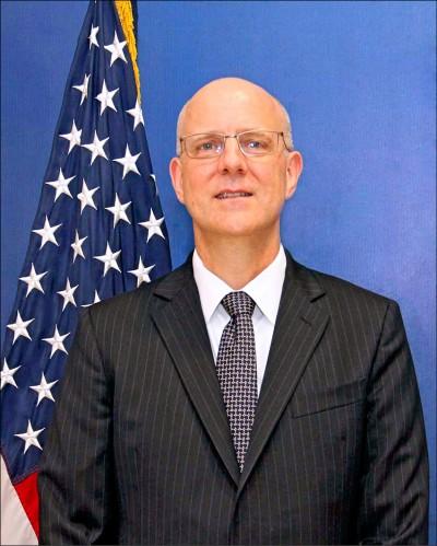 美副助卿訪台 參與台灣關係法40週年活動