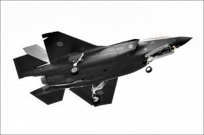日自衛隊F35A傳墜機