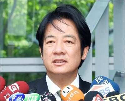 賴:強化台灣在民主陣線地位