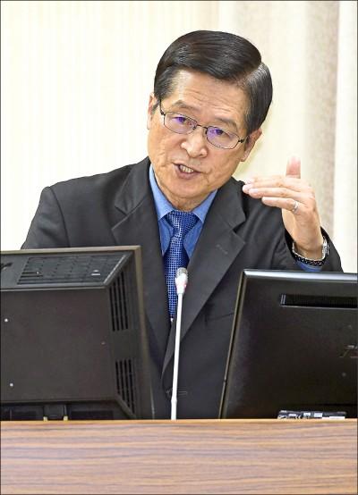 國防部長︰共機越近本島 作為就會越強勢