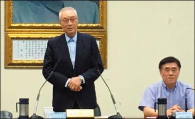 吳敦義正式表態:無意願選總統