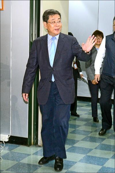閉門密會上海市台辦主任李文輝 柯提北台灣、長三角經濟連結