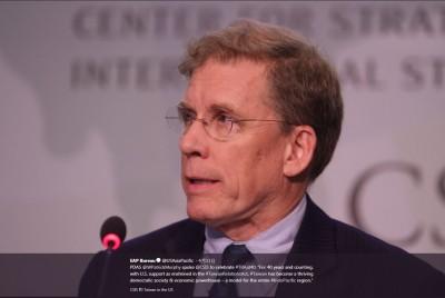 台灣關係法40週年 美國務院副助卿:拒絕武力脅迫台灣