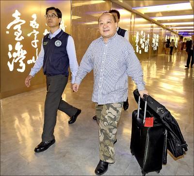 驅逐李毅 蘇揆:恐怖份子 快走不送
