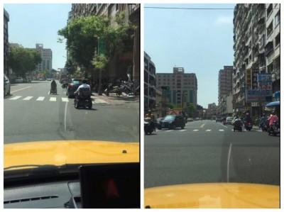 小黃司機錄影指控身障者影響交通 PO網後慘遭網友圍剿