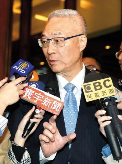 不完全認同「三個總統搞殘經濟」 要徵召先打臉…吳駁斥韓國瑜