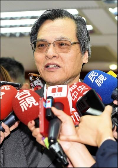 新黨邀李毅週六「現聲」 陳明通︰不會獲得支持