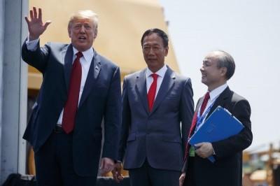 鴻海美國投資生變?威州州長:未履行承諾將重談合約