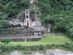 花蓮銅門電廠設備、廠房  未受強震影響