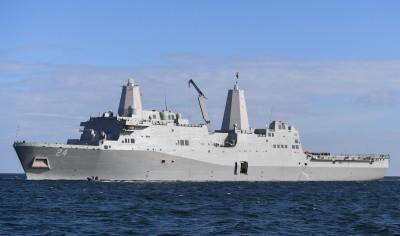 軍艦女廁被裝針孔攝影機 美軍方:不知是否拍到東西