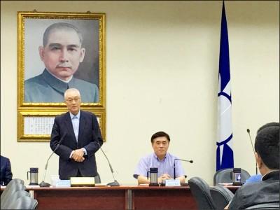 特別辦法解決徵召、黨權問題》 一次解套 韓、郭直接納初選