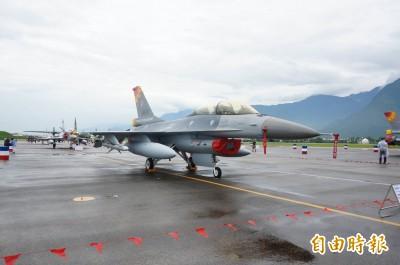 售台F-16V戰機 美白宮前官員:現在就是正確的時機