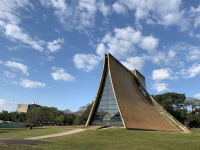 東海路思義教堂、台中州廳 升格國定古蹟