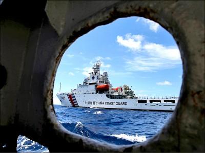中國海警、漁船挑釁 美軍要反擊