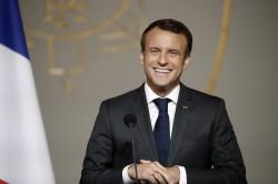 法國五一大遊行登場  馬克宏要求加強維安