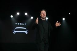馬斯克再發豪語:自駕系統將使特斯拉市值破15兆