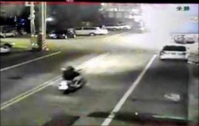 對向車強烈白光 阻視線 酒駕撞死翁 罕例判無罪