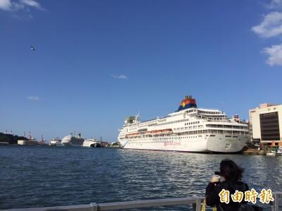 獨家》基隆聯合高雄、台東和連江縣共推郵輪跳島旅遊