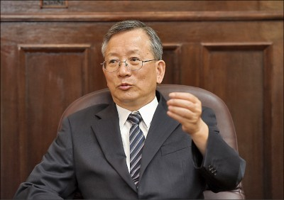星期專訪》司法院秘書長呂太郎:強化評鑑制度 汰除不適任法官