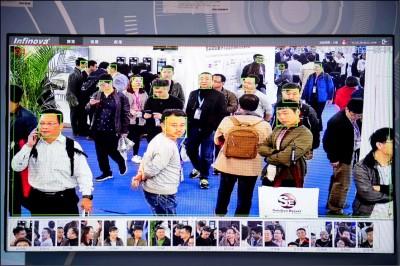 人臉辨識爆資安漏洞 北京使館區中鏢