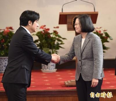 美麗島電子報高雄市民調:蔡、賴都贏韓、郭 賴較多