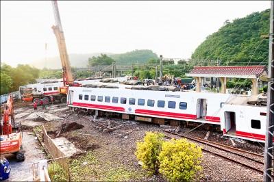 台鐵與中科院合作/ ATP關閉後 列車將自動限速