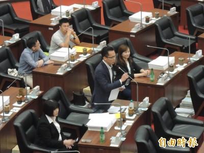 議員問行政區 韓國瑜嗆:我又不是小學生