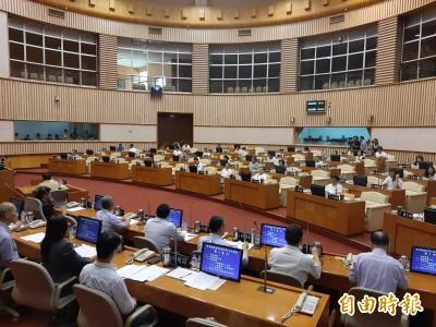 屏東縣議會決議 兩百餘名校長不必列席旁聽