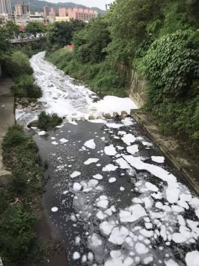 鶯歌溪上游污染嚴重 議員盼跨市合作解決