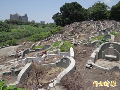 20餘里長反南山公墓全區保留 黃偉哲:納施政參考