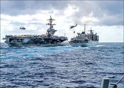 伊朗若襲擊 美12萬大軍應戰