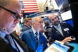 貿易戰結束遙遙無期  美股三大指數下挫