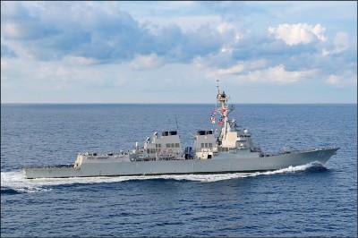 一個月一次 美艦今年第五度穿越台海