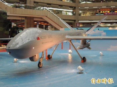 中科院研發無人機脫胎換骨 安裝美軍死神偵察機同款引擎