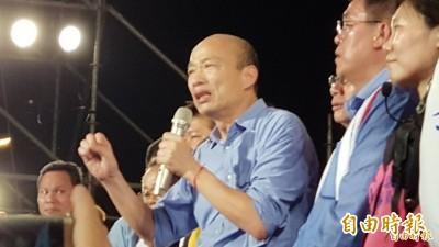 羅智強稱韓國瑜「需要一場成功的造勢」 洪慈庸一句話嗆爆