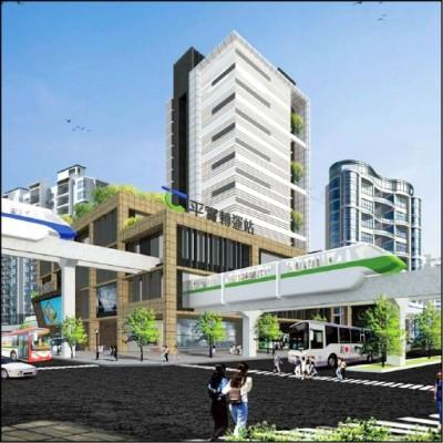 捷運綠線墊付款 台南爭取下次議會同意